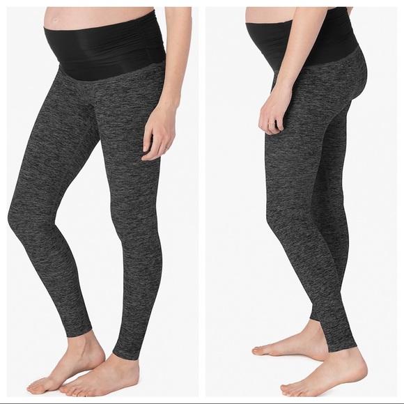 150aed94263157 Beyond the Bump Pants - Beyond the Bump Spacedye Hug the Belly Leggings